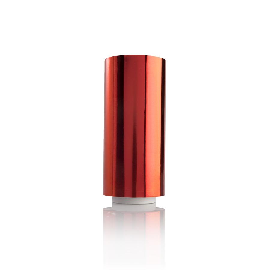 g308 rotolo alluminio colorato rosso 12cm labor pro