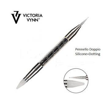 VV330695 pennello doppio silicone+dotting